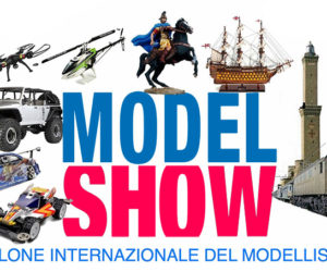 L'EVENTO | Nel week-end 11-12 novembre torna il Model Show di Genova