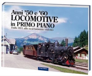 Duegi Editrice Locomotive in primo piano 50-60