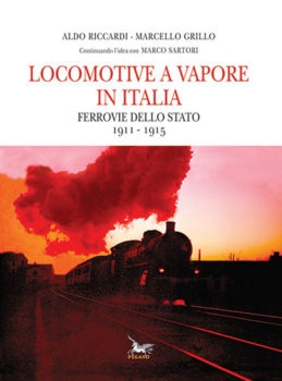 Locomotive a vapore in Italia 1911-1915