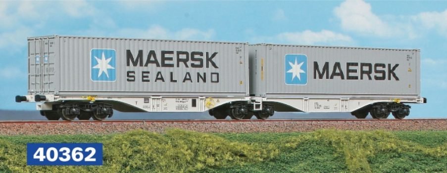 Acme 40362 Carro Container Maersk
